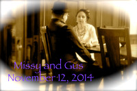 2014 WEDDING MISSY AND GUS November 12