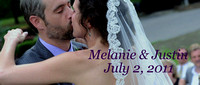 Melanie and Justin July 2, 2011